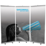 Quick Wall Retractable Banners