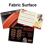Fabric surface