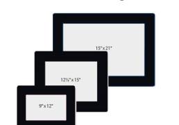frames to go - black