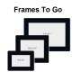frames to go - black