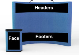 Header and footer