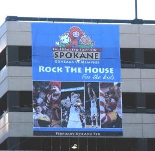 2009 Deac mesh Banner